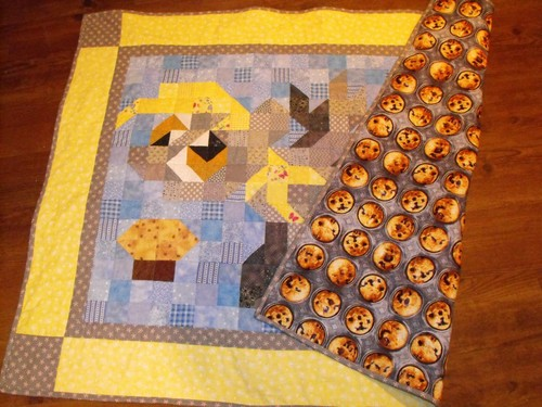 Derpy Hooves Quilt