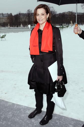 Dior Spring Summer 2013 Fashion Show in Paris