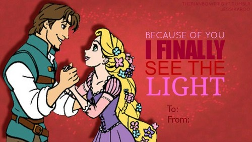 Disney Princess Valentines
