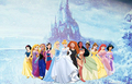 Disney Princess with Anna - disney-princess photo