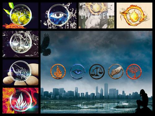 Divergent Collage 2