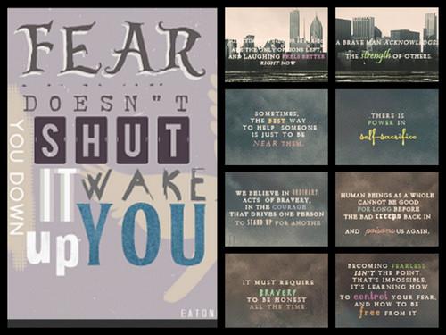 Divergent Collage 3