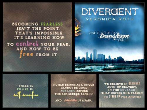 Divergent Collage