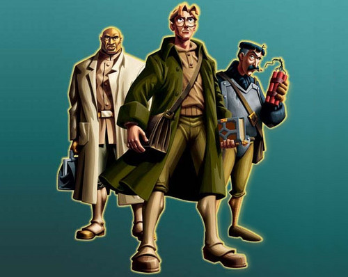 Dr. Sweet, Milo, Vinny
