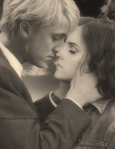Dramione wallpaper with a business suit entitled Dramione