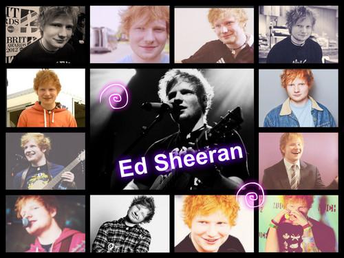 Ed Sheeran fã art