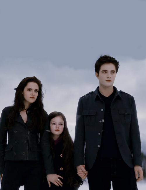 Edward, Bella&Nessie