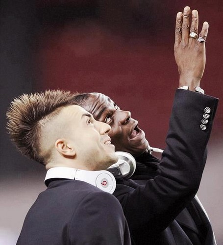 AC Milan images El Shaarawy & Balotelli ♥ wallpaper and ...