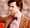 The Eleventh Doctor photo probably containing a well dressed person, a business suit, and an outerwear called Eleventh Doctor