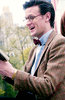 The Eleventh Doctor photo probably containing a business suit called Eleventh Doctor