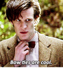 The Eleventh Doctor photo containing a business suit, a well dressed person, and a portrait entitled Eleventh Doctor