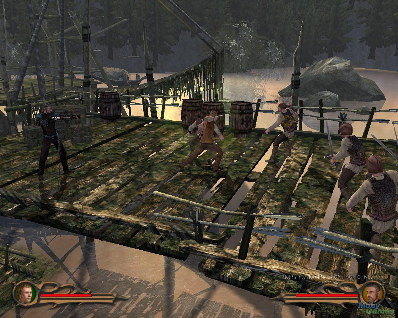 eragon (video game) screenshot
