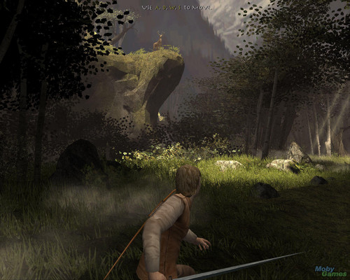 Eragon (video game) screenshot