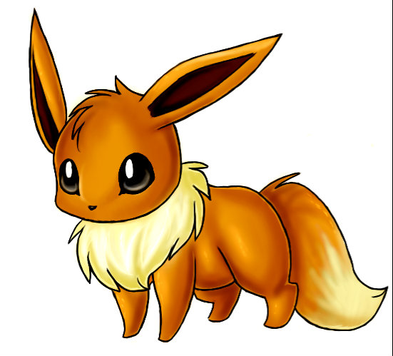 Eevee Wallpaper: Cutest Pokemon Images Evee Wallpaper And Background Photos
