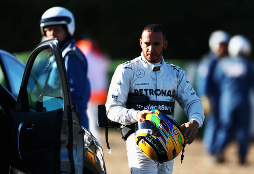 F1 Testing In Jerez día Two