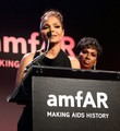 FIJI Water At amfAR New York Gala 2013 - janet-jackson photo