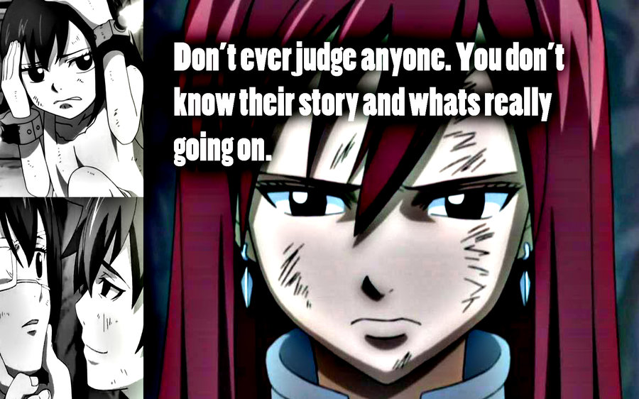 ft frases fairy tail foto fanpop