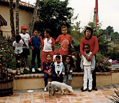 Family hari At Hayvnhurst Back In 1986