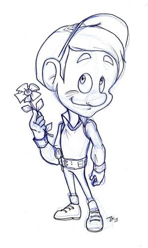 Felix Doodles :)