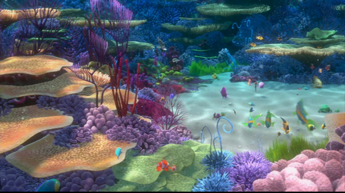 disney fondo de pantalla entitled Finding Nemo