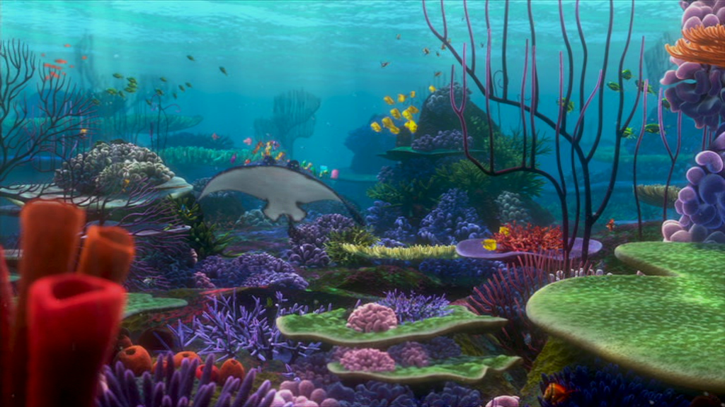 Nemo Aquarium Background Related Keywords & Suggestions - Nemo ...