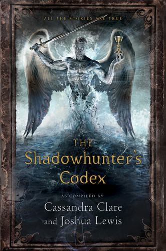 First Look: The Shadowhunter's Codex.