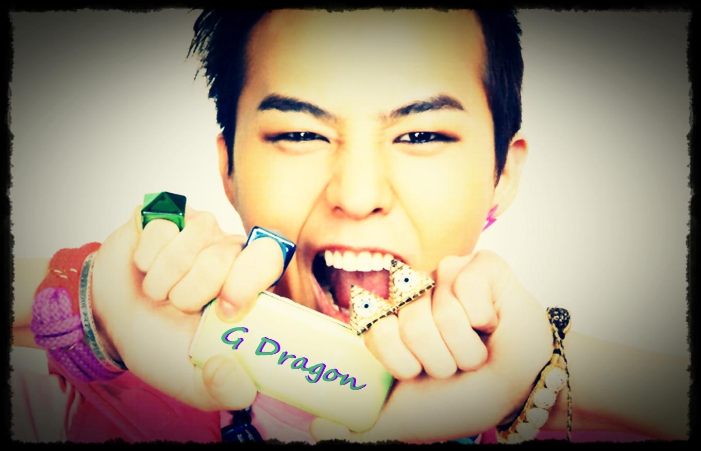 Pix For > G Dragon Big Bang Wallpaper