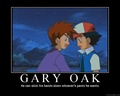Gary Oak - pokemon photo