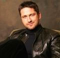 Gerard Butler photo shoot