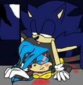 Get off me!
