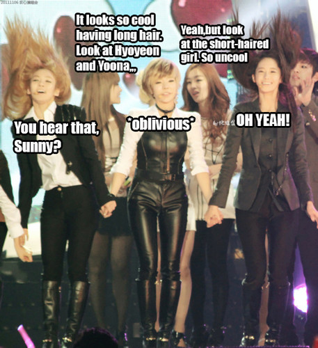 Girls' Generation/SNSD Funny