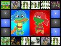 Go Ninja Turtles! - tmnt-girls fan art