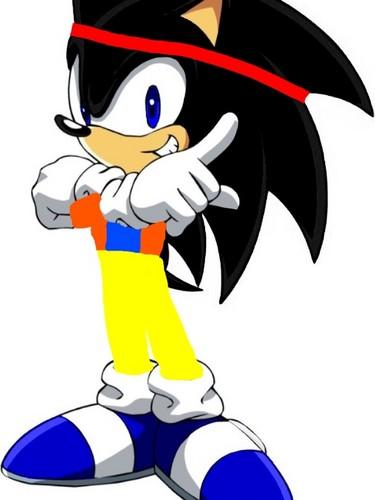 Goku The Hedgehog (Magic X)