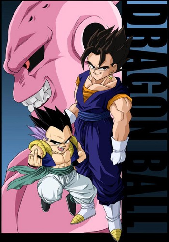 Gotenks and vegeth