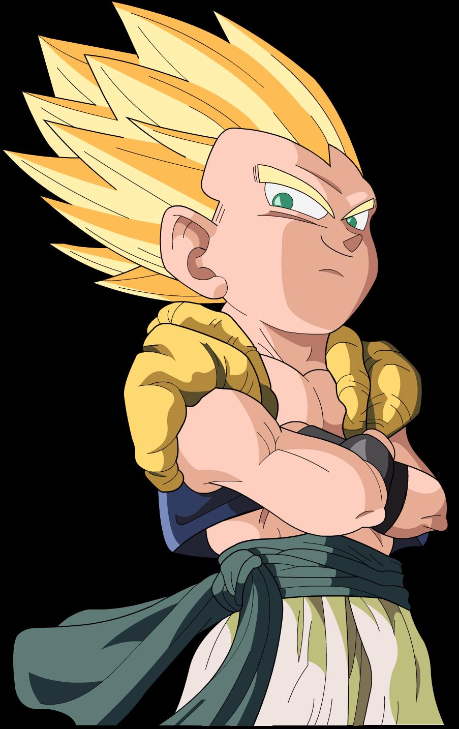 Dragon Ball All Fusion GotenksGotenks Ssj