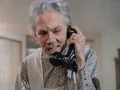 Grandma trying to talk on the phone - the-waltons photo
