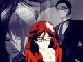 Grell Sutcliffe - black-butler fan art