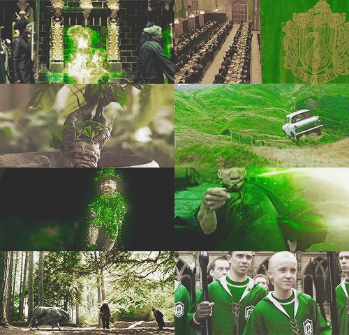 HP + Green
