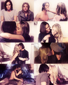 Hanna and Caleb - Season One