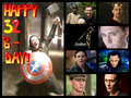 Happy B-day! - tom-hiddleston fan art