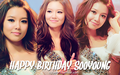 Happy Birthday Sooyoung!<3