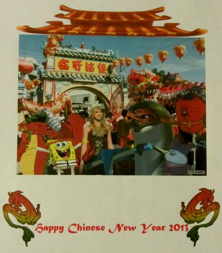 Happy Chinese New Jahr 2013