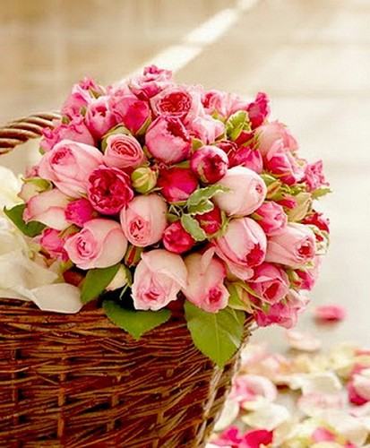 Цветы с днем рождения женщине красивые