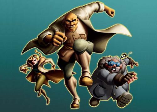 Helga, Dr. Sweet, môle, mole