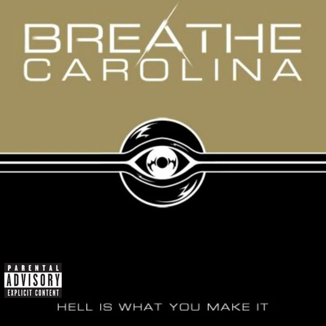 Breathe Carolina Images Hell Is What You Make It Parental Advisory Wallpaper And Background Photos