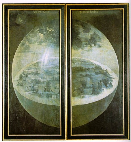 Hieronymus Bosch Creation of the World