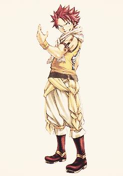 Fairy Tail wallpaper titled Hiro Mashima draws