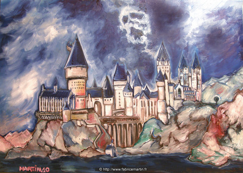 Hogwarts kastilyo