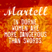 House Martell - a-song-of-ice-and-fire icon