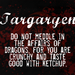 House Targaryen - a-song-of-ice-and-fire icon